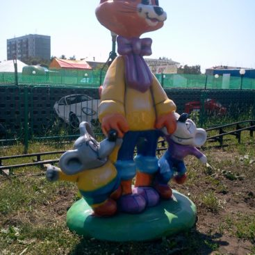 Ростовые скульптуры