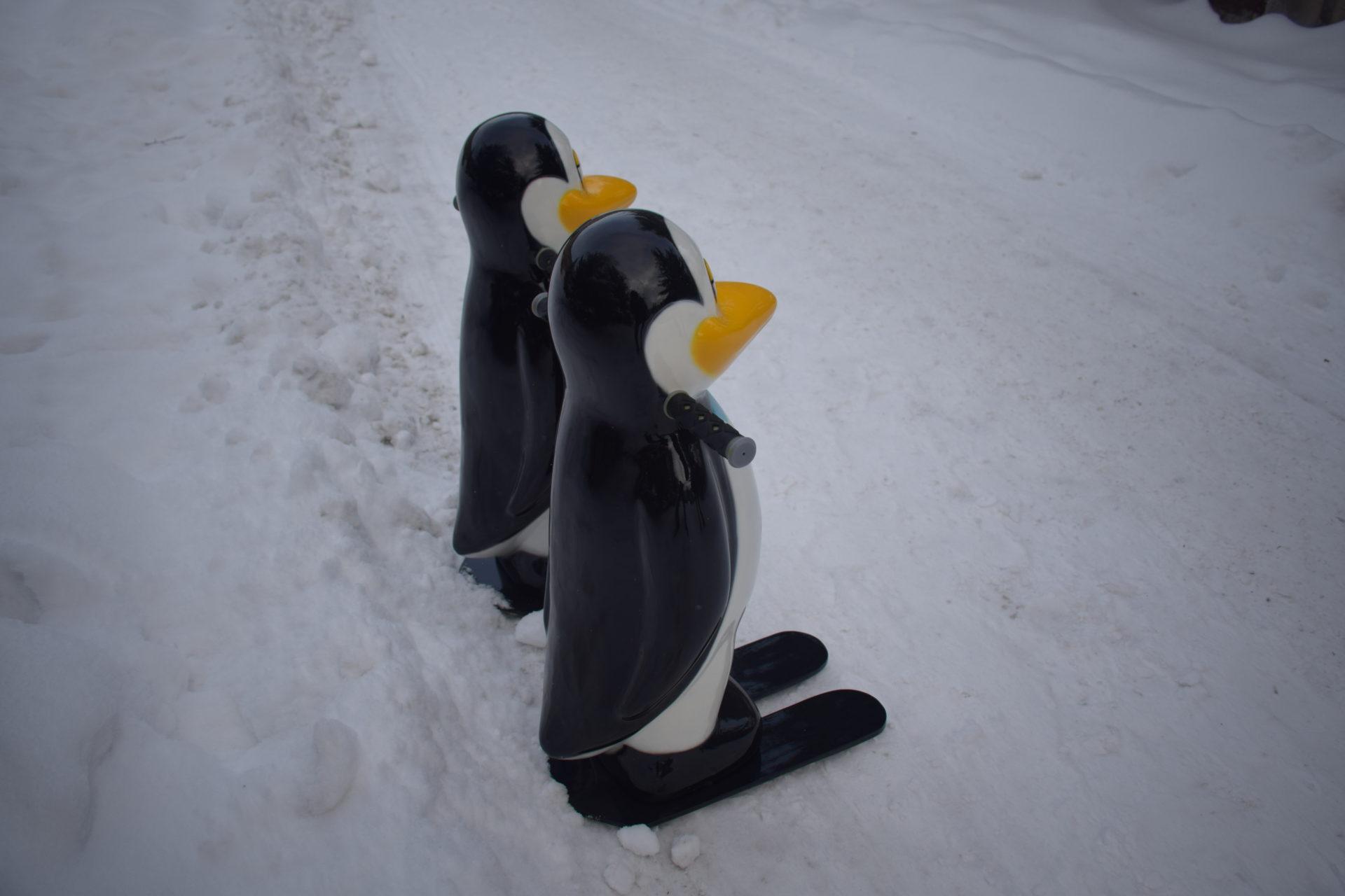 Купить ассистентов Пингвинов