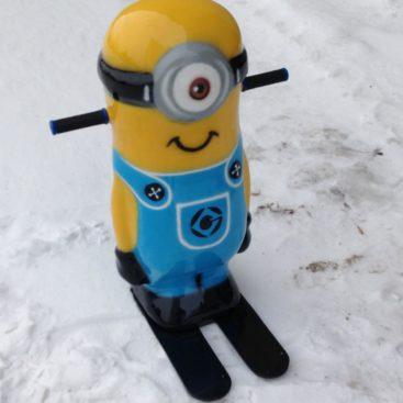 Помощник на льду