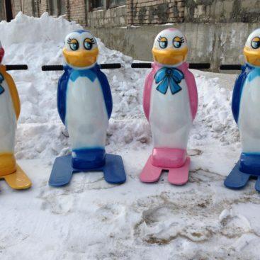 Пингвин тренажер