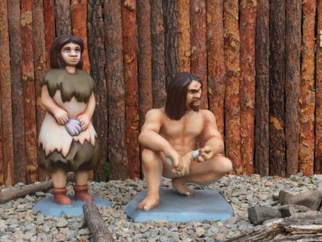 Объемные пластиковые фигуры для декора и аттракционов