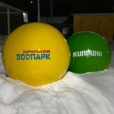 Стеклопластиковые шары