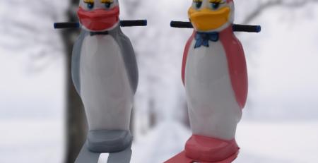 Веселый Пингвинчик